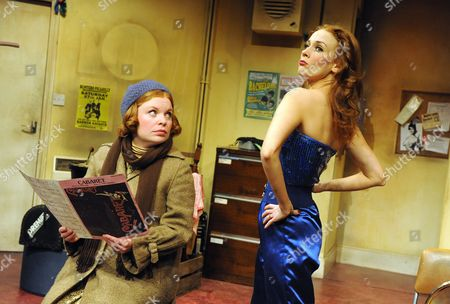 'Talent' - Suzie Toase ( Maureen ) and Leanne Rowe