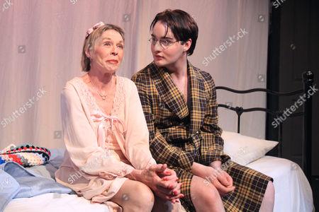 Susannah York and Jos Vantyler