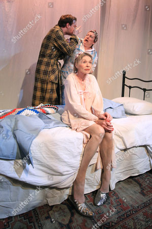 Susannah York, Jos Vantyler and Rachel Izen