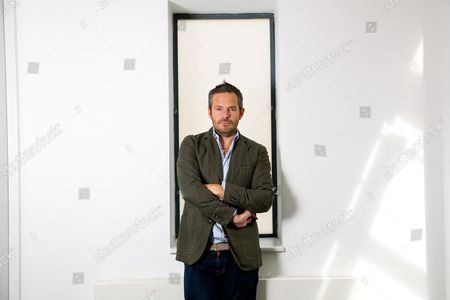 Editorial picture of Tyler Brule, Editor in Chief at MONOCLE magazine, London, Britain - 26 Aug 2009