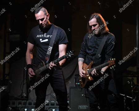 Mark Tremonti, Eric Friedman