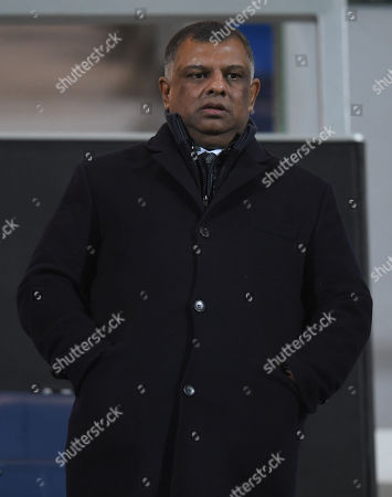 Stock Image of Queens Park Rangers Board Member Tony Fernandes