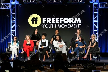 Editorial picture of 2019 Winter TCA - ABC / Freeform, Pasadena, USA - 05 Feb 2019