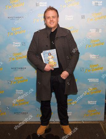 Editorial photo of 'Home, I'm Darling' play press night, London, UK - 05 Feb 2019