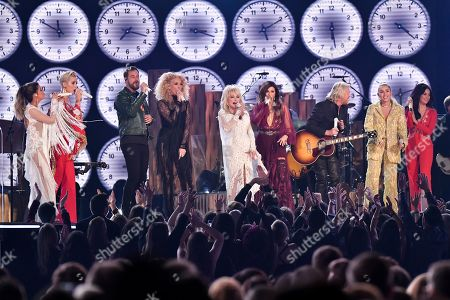 Editorial photo of 61st Annual Grammy Awards, Show, Los Angeles, USA - 10 Feb 2019