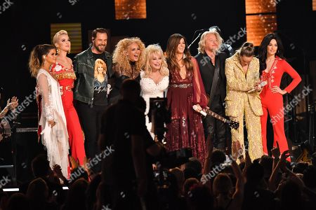 Editorial image of 61st Annual Grammy Awards, Show, Los Angeles, USA - 10 Feb 2019