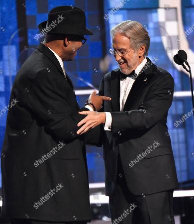 Jimmy Jam and Neil Portnow