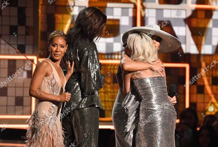 Jada Pinkett Smith, Michelle Obama, Jennifer Lopez and Lady Gaga