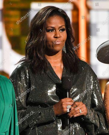 Stock Picture of Michelle Obama