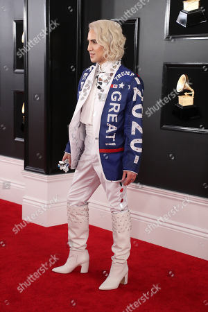 Editorial picture of 61st Annual Grammy Awards, Arrivals, Los Angeles, USA - 10 Feb 2019