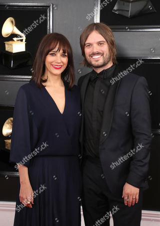 Rashida Jones and Alan Hicks