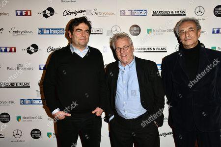 Editorial picture of Trophees Du Film Francais Photocall, Paris, France - 05 Feb 2019