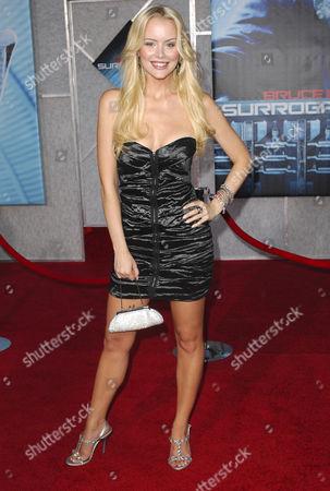 Editorial picture of 'Surrogates' film premiere, Los Angeles, America - 24 Sep 2009