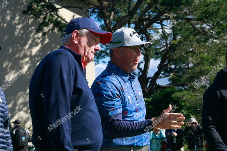 Editorial picture of AT&T Pebble Beach Pro-Am, Pebble Beach, USA - 05 Feb 2019