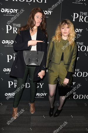 Editorial image of New York Special Screening of Orion Pictures' 'THE PRODIGY' Hosted by Natasha Lyonne, USA - 05 Feb 2019