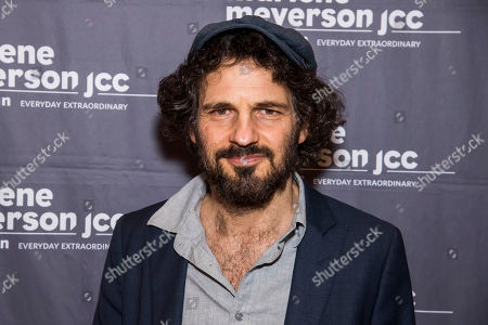 """Geza Rohrig attends a screening of """"To Dust"""" at the Marlene Meyerson JCC Manhattan, in New York"""