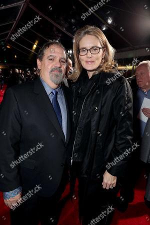 Jon Landau, Producer, Emma Watts, Vice Chairman of Twentieth Century Fox Film,