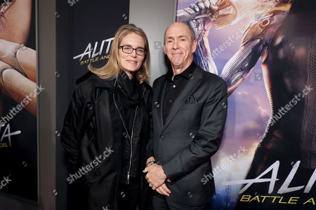 Emma Watts, Vice Chairman of Twentieth Century Fox Film, Chris Aronson, Executive Vice President, 20th Century Fox,