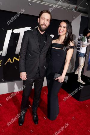Joel David Moore, Katherine Elizabeth