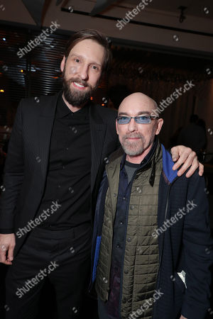 Joel David Moore, Jackie Earle Haley