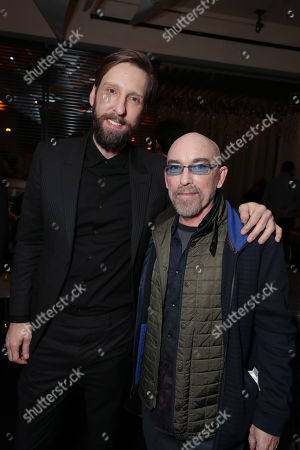 Stock Picture of Joel David Moore, Jackie Earle Haley