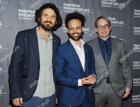 Geza Rohrig, Matthew Broderick, Shawn Snyder