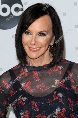 Marcia Clark arrives for the Disney and ABC Television 2019 TCA Winter press tour at The Langham Huntington Hotel and Spa in Pasadena, California, USA, 05 February 2019.