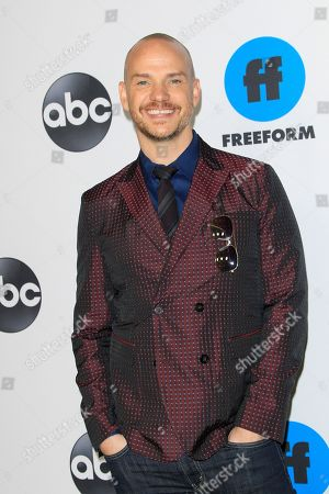 Peter Paige arrives for the Disney and ABC Television 2019 TCA Winter press tour at The Langham Huntington Hotel and Spa in Pasadena, California, USA, 05 February 2019.
