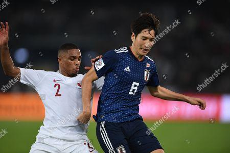 Editorial image of The 2019 AFC Asian Cup, Abu Dhabi, United Arab Emirates - 01 Feb 2019