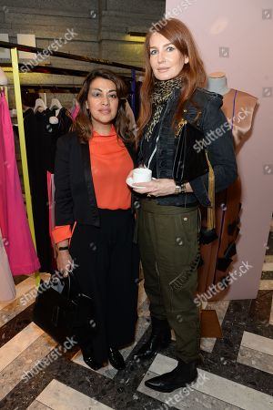 Nazy Vassegh and Angela Radcliffe
