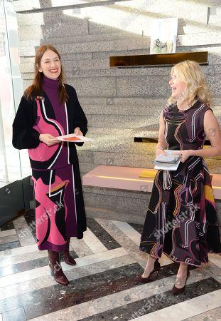 Roksanda Ilincic and Sigrid Kirk