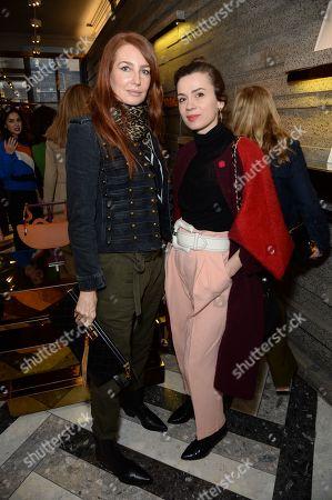 Angela Radcliffe and Lara Bohinc