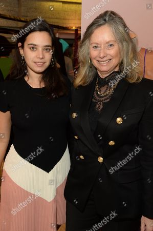 Tiffany and Anita Zabludowicz