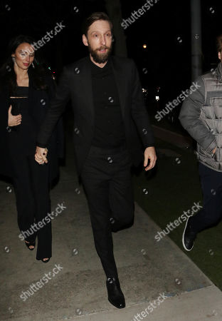 Editorial picture of Celebrities out and about, Los Angeles, USA - 05 Feb 2019