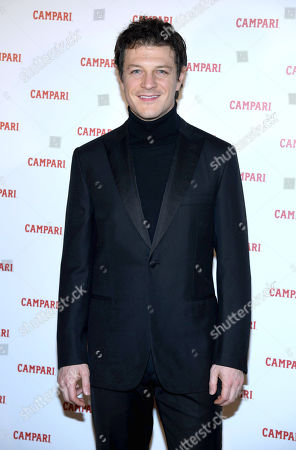 Editorial photo of 'Campari Red Diaries: Chapter 3' premiere, Milan, Italy - 05 Feb 2019