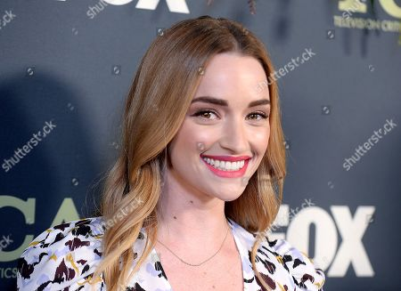 Editorial photo of Fox Winter All-Star Party, Arrivals, TCA Winter Press Tour, Los Angeles, USA - 06 Feb 2019