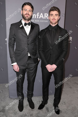 Alex Pall and Andrew Taggart (Chainsmokers)