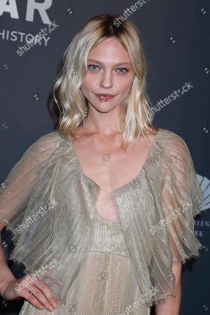 Stock Photo of Sasha Pivovarova
