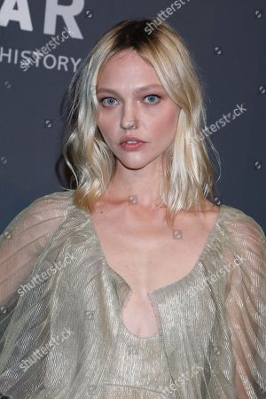 Editorial photo of amfAR Gala, Arrivals, Fall Winter 2019, New York Fashion Week, USA - 06 Feb 2019