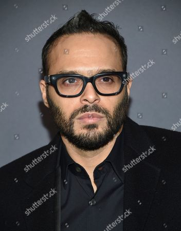 Richie Akiva attends the amfAR Gala New York AIDS research benefit at Cipriani Wall Street, in New York