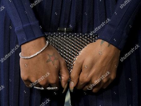 Amiyah Scott, jewelry detail