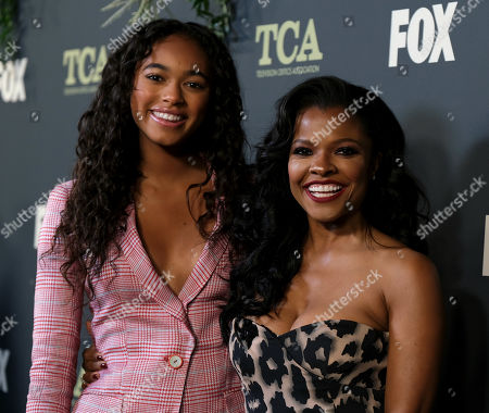 Chandler Kinney and Keesha Sharp