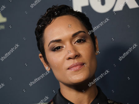 Stock Picture of Grace Gealey