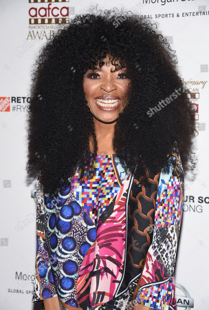 Tina Lifford attends the 10th Annual AAFCA Awards at the Taglyan Complex, in Los Angeles