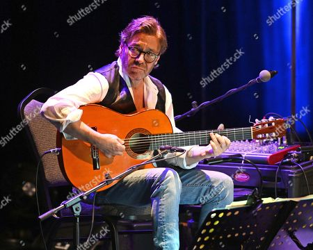 Stock Image of Al Di Meola