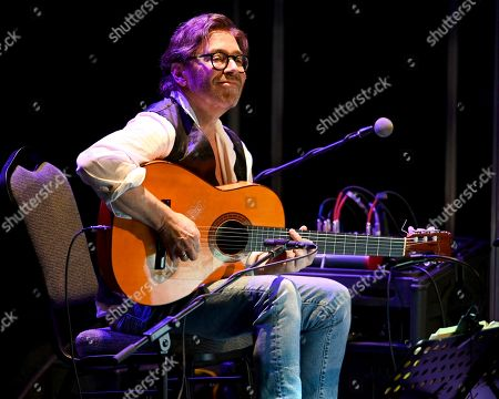 Editorial picture of Al Di Meola in concert at The Parker Playhouse, Fort Lauderdale, Florida, USA - 06 Feb 2019