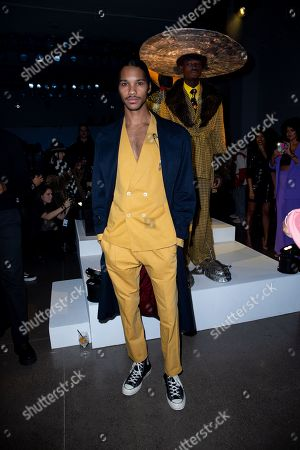 Editorial picture of Harlem Fashion Row Host 'Next Of Kin': An Evening Honoring Ruth E. Carter, New York Fashion Week, USA - 06 Feb 2019