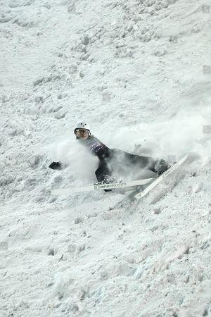 Editorial photo of FIS Snowboarding & Freestyle Ski World Championships - Aerials, Park City, USA - 06 Feb 2019