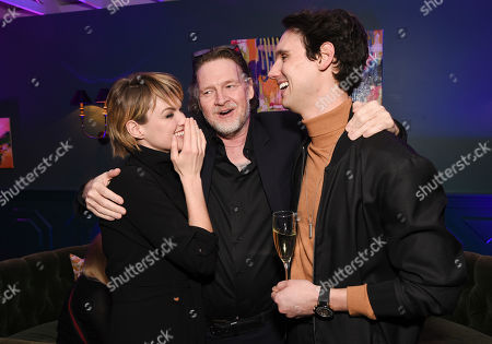 Erin Richards, Donal Logue, Cory Michael Smith