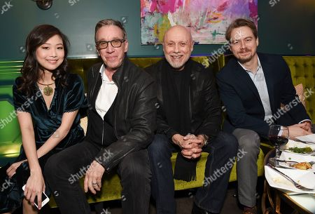 Editorial photo of Fox Winter All-Star Party, Inside, TCA Winter Press Tour, Los Angeles, USA - 06 Feb 2019
